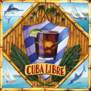 Cuba Libre - 5 lei